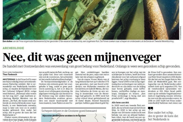 Article in NRC