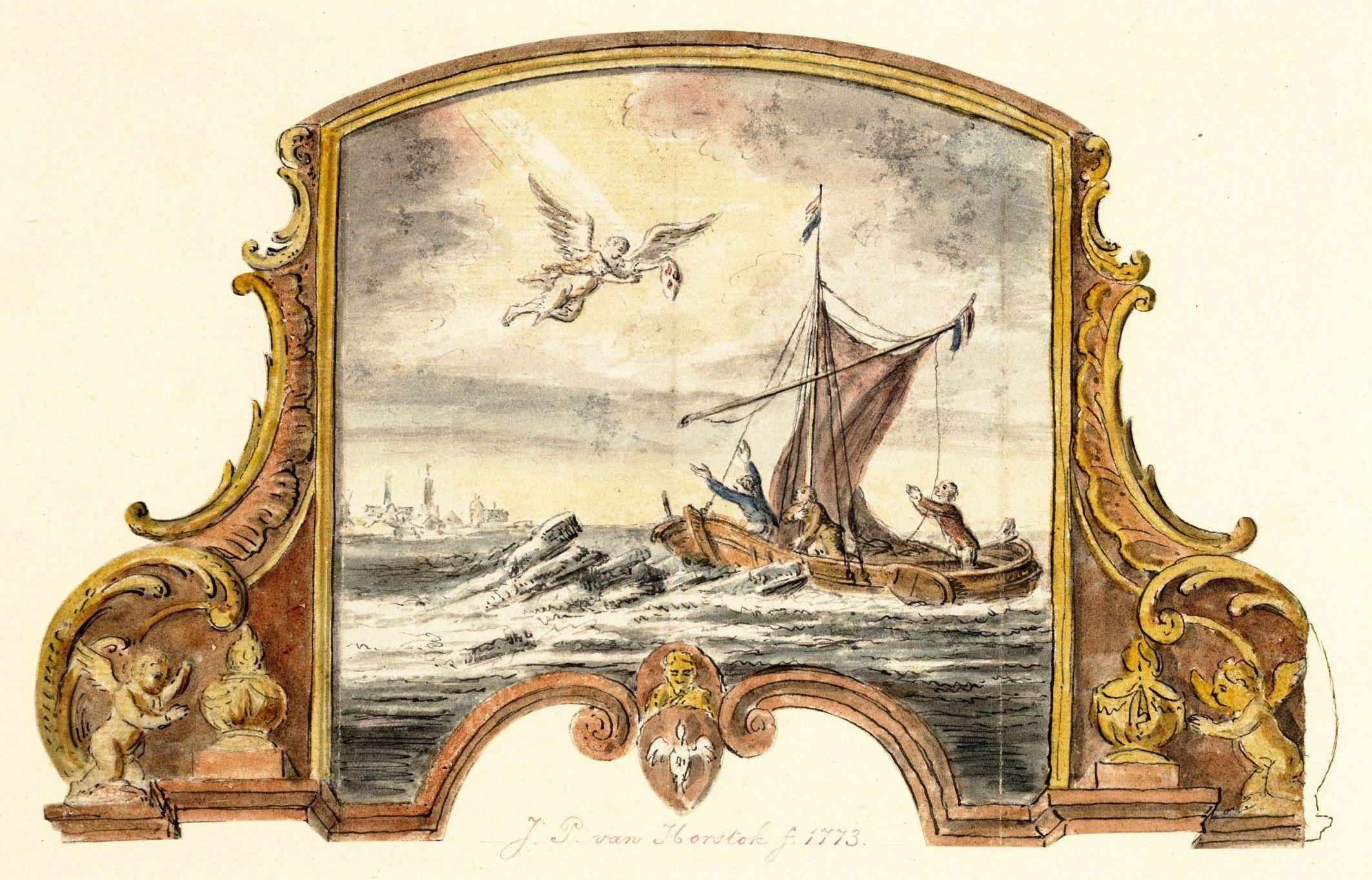 A ship's boy from Alkmaar