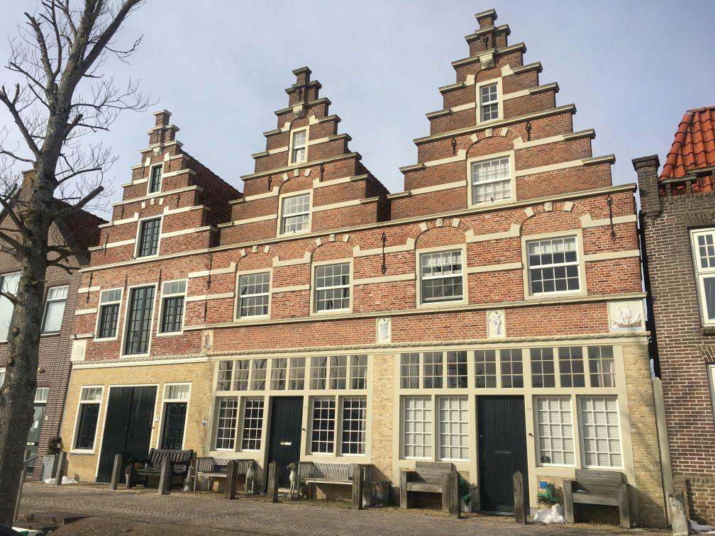 The skipper's house